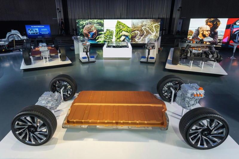 GM Ultium EV platform