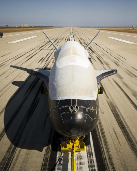 Launch of Air Force Secret Space Plane Delayed Again