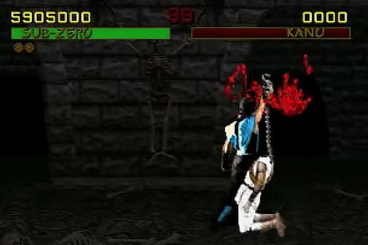 Sub-Zero – Spine Rip | Best Mortal Kombat Fatalities