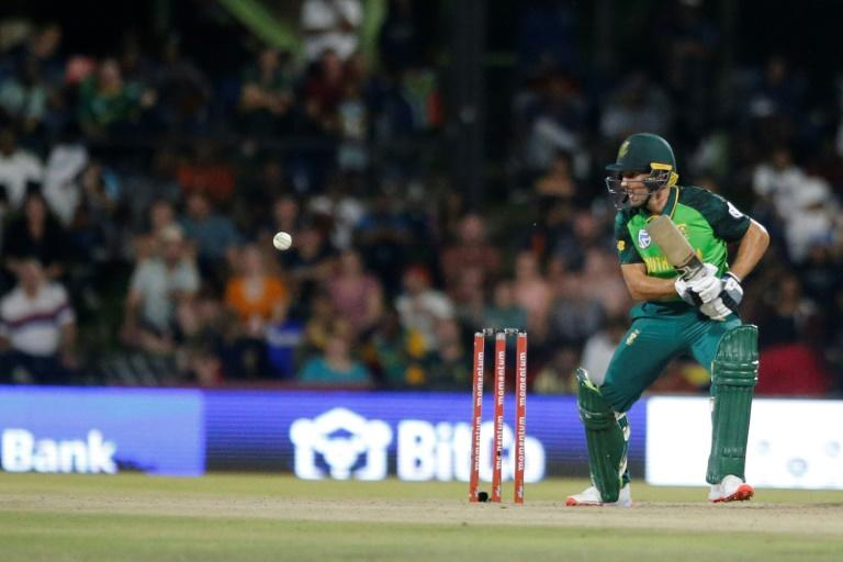 Malan led South Africa to victory with his maiden international hundred
