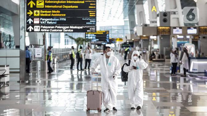 Riset Garuda Indonesia: 65 Persen Penumpang Wait and See untuk Bepergian