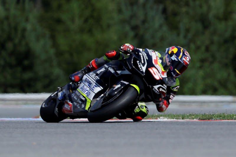 """""""Saya belajar banyak hal"""", kata Zarco setelah pole position di Brno"""