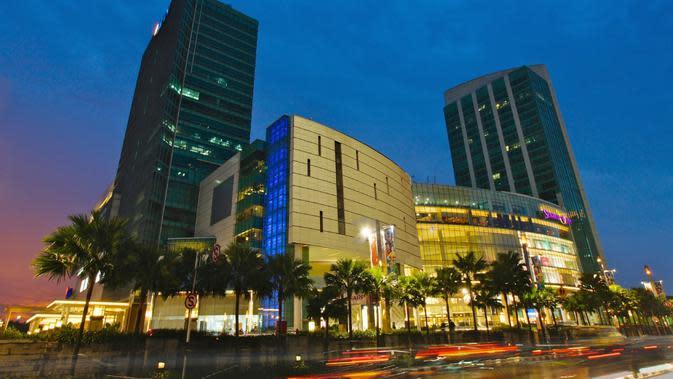 Mal Senayan City. Dok Senayancity.com