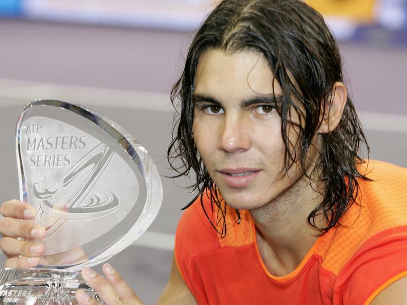 當年才19歲 首度參加法網即奪冠