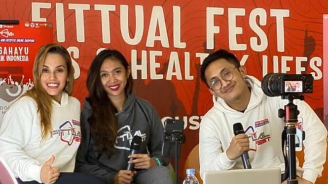 Keren, Fittual Fest Sajikan Festival Olahraga Secara Virtual
