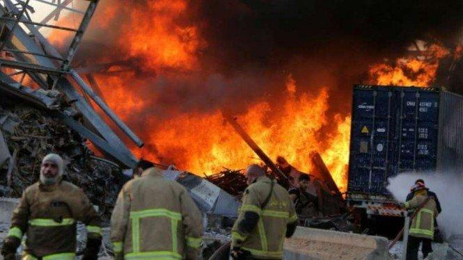 Testimoni Mahasiswa Indonesia Suasana Ngeri Ledakan Beirut Lebanon