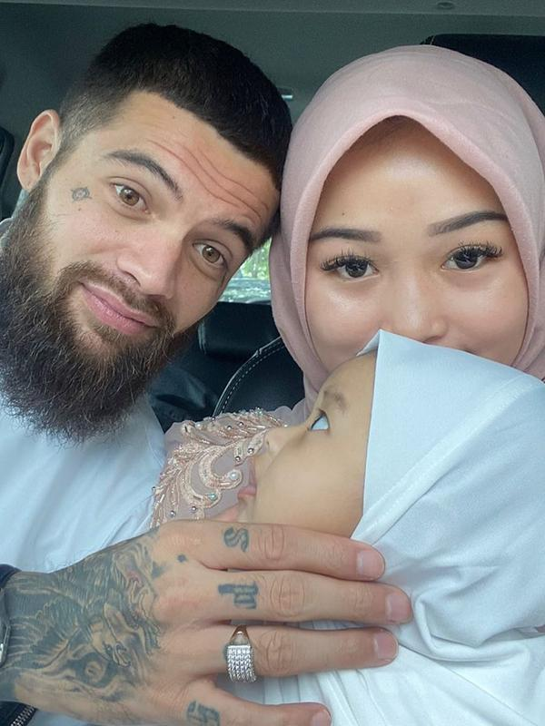 Potret Terbaru Diego Michiels Mantan Nikita Willy (Sumber: Instagram//diegomichiels24)