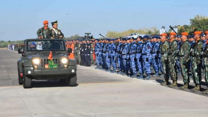 VIVA Militer: Perayaan HUT TNI AU Masa Kini