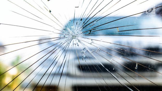 Ilustrasi Kecelakaan Mobil (iStockPhoto)