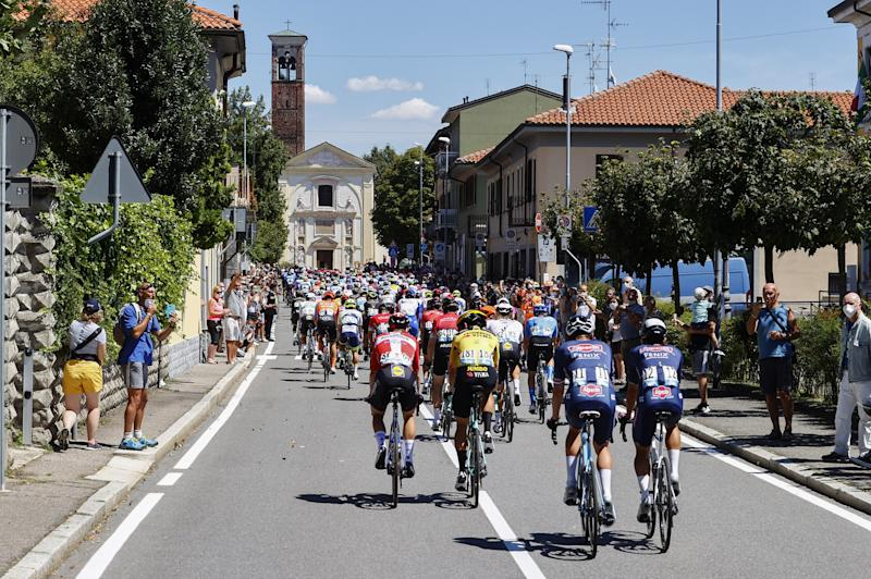 Milano Torino 2020 - 101st Edition - Mesero - Stupinigi 198 km - 05/08/2020 - Scenery - photo Luca Bettini/BettiniPhoto©2020
