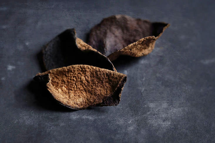 Sun-dried tangerine peel or 'chan pei' is the missing piece to great red bean soup