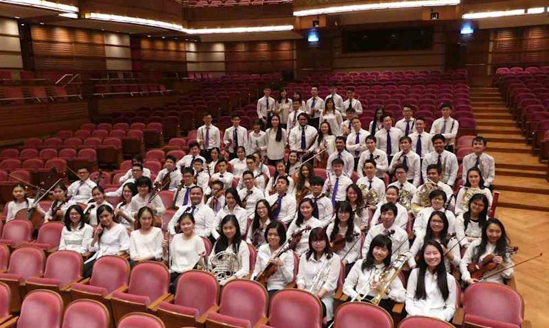 Malaysian Philharmonic Youth Orchestra's young talents are set to end the year with visionary masterpieces at Dewan Filharmonik Petronas. ― Picture courtesy of Malaysian Philharmonic Orchestra