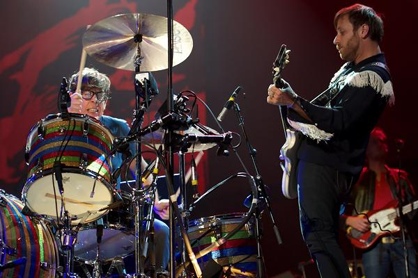 The Black Keys Toast to Their Grammy Nominations
