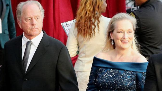 Meryl Streep dan sang suami, Don Gummer