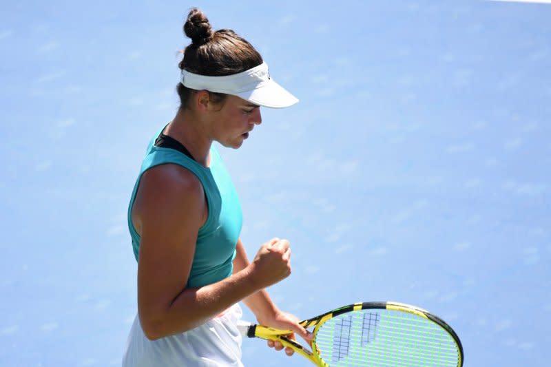 Jennifer Brady lolos ke perempat final Grand Slam pertamanya