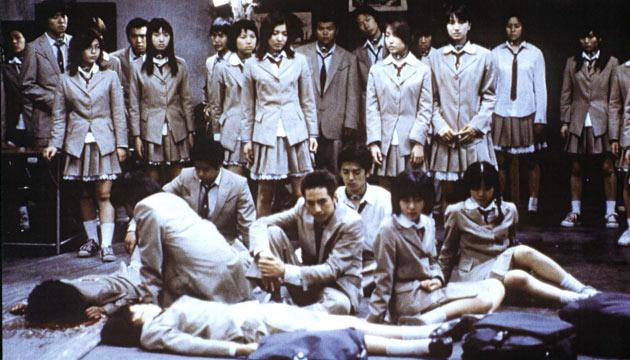 Is 'Battle Royale' the Japanese version of 'The Hunger Games'?