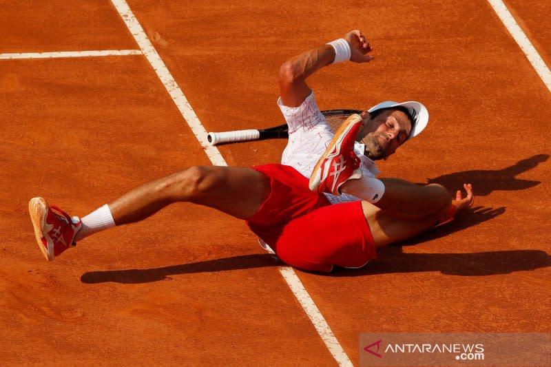 """""""Aneh tak menghadapi Nadal,"""" kata Djokovic tentang final Italian Open"""