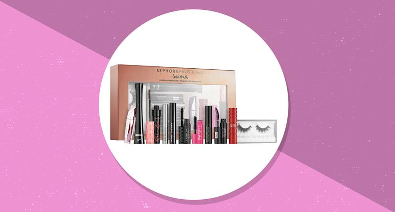 Sephora Favorites Lashstash Gift Set. (Photo: Sephora)