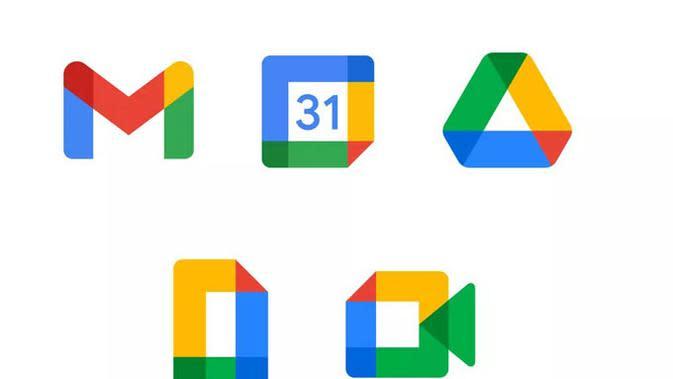 Selain Gmail, Google Juga Ubah Nama dan Tampilan G Suite