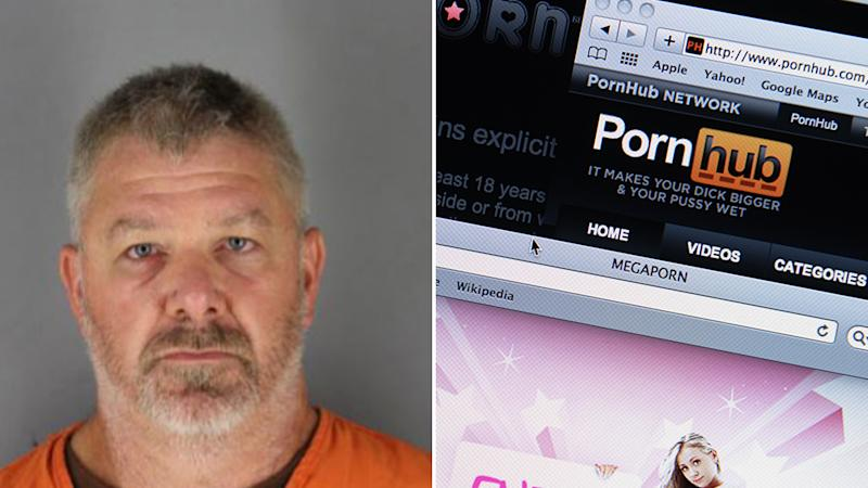 Truck driver allegedly was watching porn seconds before