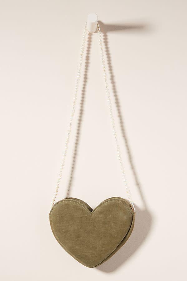 Mini Crush Heart-Shaped Crossbody Bag