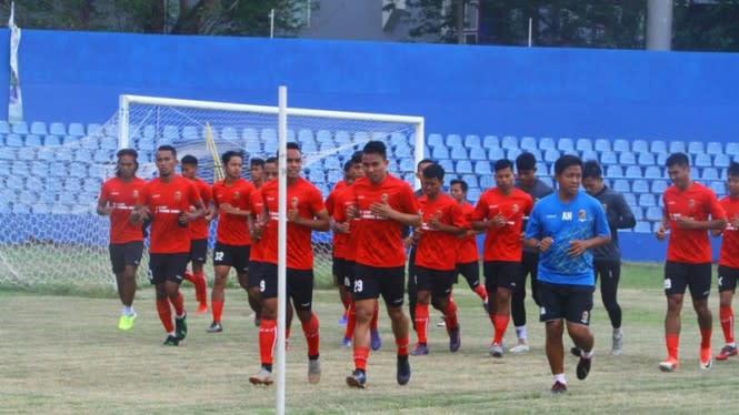 Imbas Liga 2 Ditunda, Agenda Sriwijaya FC Jadi Berantakan