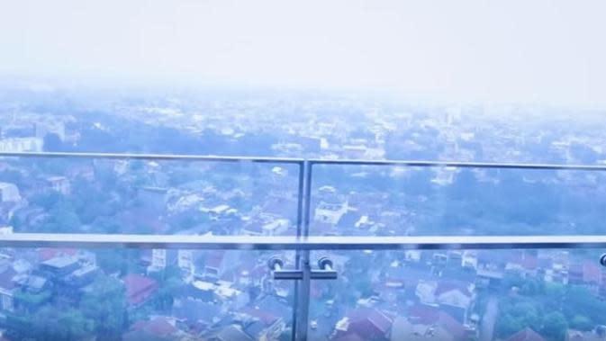Apartemen Citra Kirana dan Rezky Adhitya (Sumber: YouTube/Ciky Citra Rezky)