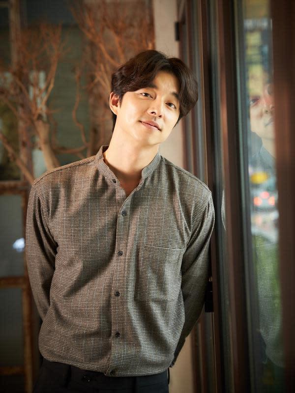 Gong Yoo mengaku jika nama yang ia pakai merupakan nama panggung.