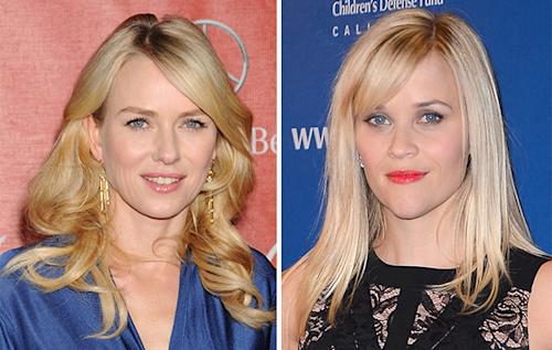 Reese Witherspoon's newest role: Naomi Watts superfan