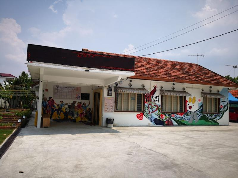 A view of the Great Heart Community Center located in Klang. — Picture courtesy of Great Heart Charity Association
