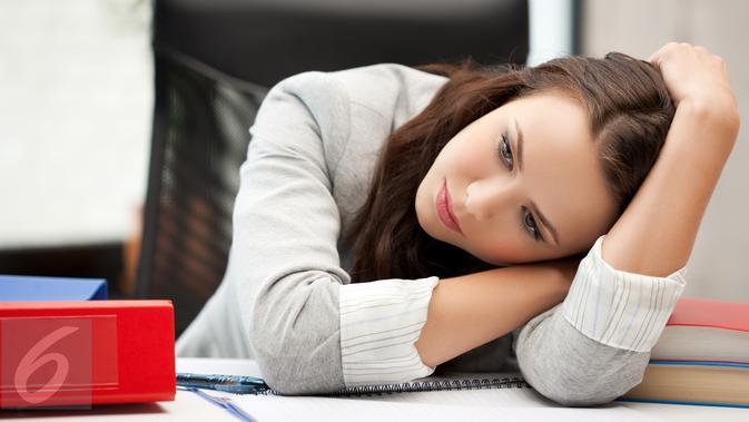 Illustrasi Foto Stress dan Depresi (iStockphoto)