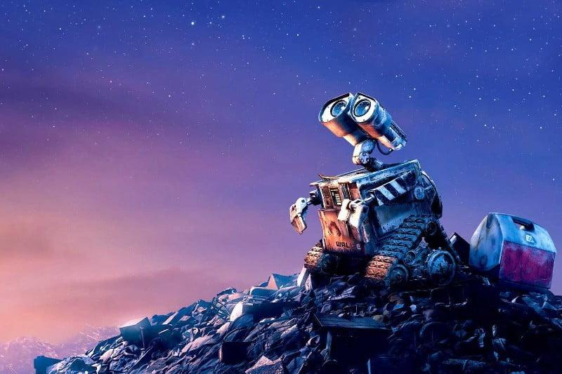 Promotional art for WALL-E