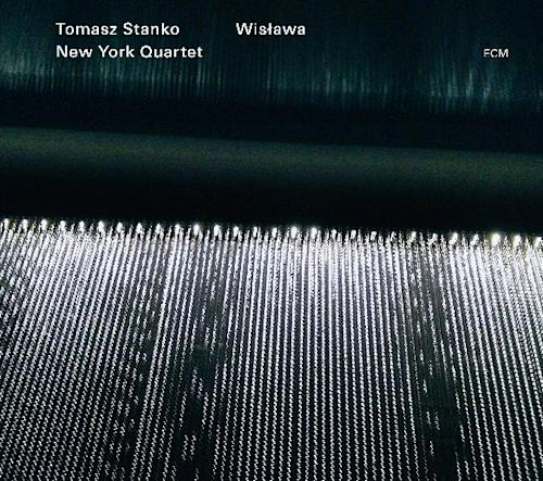 "This CD cover image released by Ecm Records shows ""Wislawa,"" by Tomasz Stanko. (AP Photo/Ecm Records)"