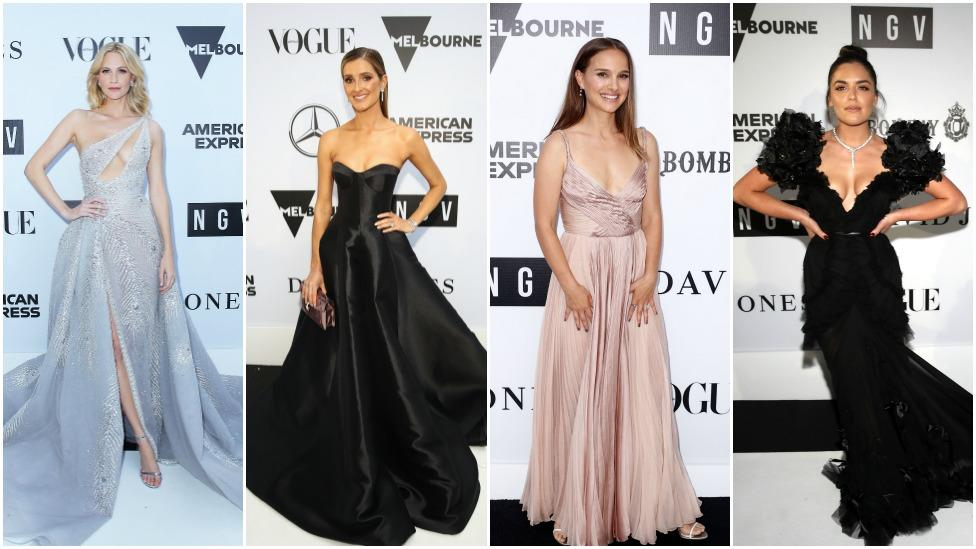 <p>The stars turned out in force for the second annual NGV Gala in Melbourne on Saturday. Photo: Getty </p>