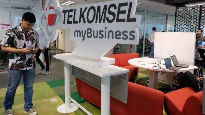 Telkomsel myBusiness.