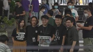香港「蘋果日報」被迫停刊 拜登:對港人支持不會動搖