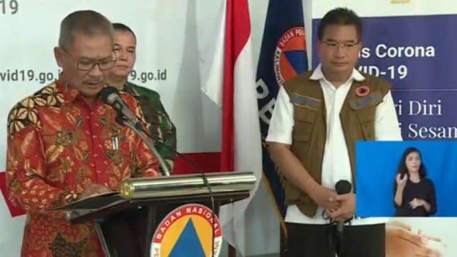 Update Corona Indonesia 3 Juli 2020: Kasus Positif Capai 60.695 Orang