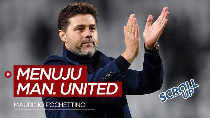 VIDEO: Mauricio Pochettino Menuju Manchester United