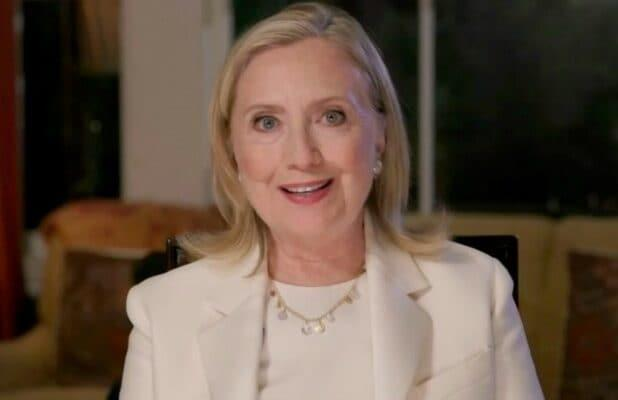 Hillary Clinton's New Interview Podcast Launches Sept 29