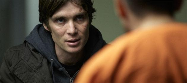 "Actor Cillian Murphy sees red — ""Red Lights"" — his paranormal thriller with Robert DeNiro and Sigourney Weaver"