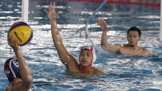 Jadwal SEA Games 2019: Polo Air Putra Indonesia Vs Malaysia, Berpeluang Sumbang Emas Pertama