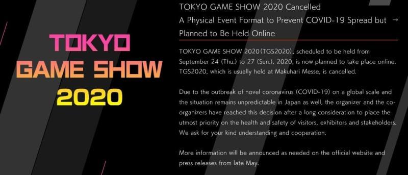 TokyoGameShow
