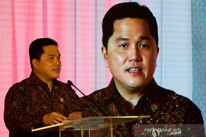 Erick Thohir ungkap tujuan dan harapan dari merger 3 bank BUMN syariah