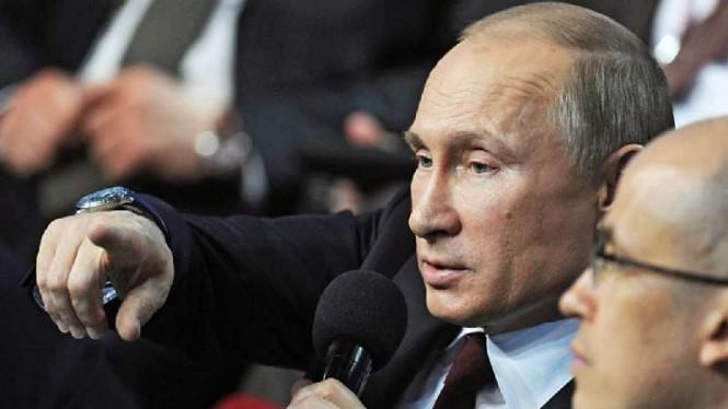 AS Nomor 1 Corona Rusia Nomor 3, Putin Merasa Lebih Baik dari Trump