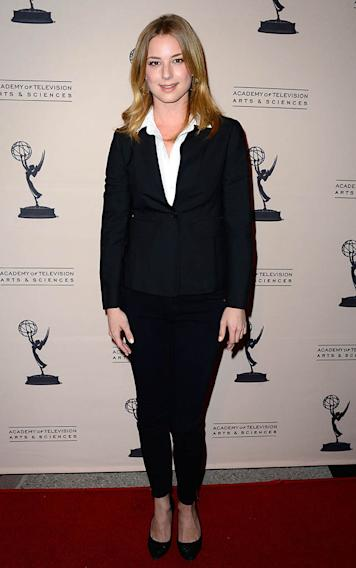 "The Academy Of Television Arts & Sciences Hosts An Evening With ""Revenge"""