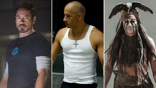 New Super Bowl spots unveiled for 'Fast & Furious 6,' 'Iron Man 3,' 'Star Trek Into Darkness' and more
