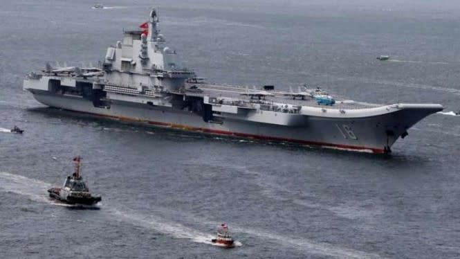 China Berulah, Vietnam dan Filipina Kecam Latihan Militer China
