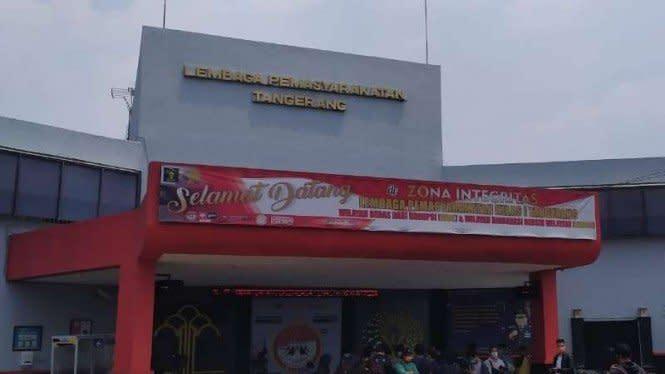 Kabur dari Lapas Tangerang, Napi asal China Gondol HP Teman Satu Sel