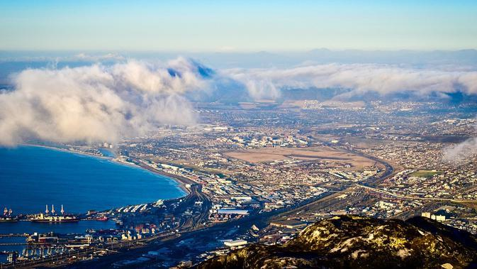 Cape Town, Afrika Selatan (Sumber Foto: Pixabay)
