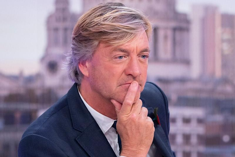 Richard Madeley has come under fire for his advice column (Ken McKay/ITV/Rex)